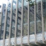 Charlotte Towers Pool Glass install 002 Australia